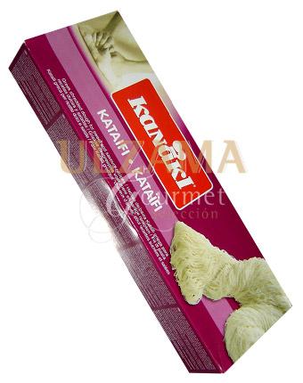 Ulzama pasta kataifi 450 grs kanaki cat logo de productos for Pasta para quitar gotele precio