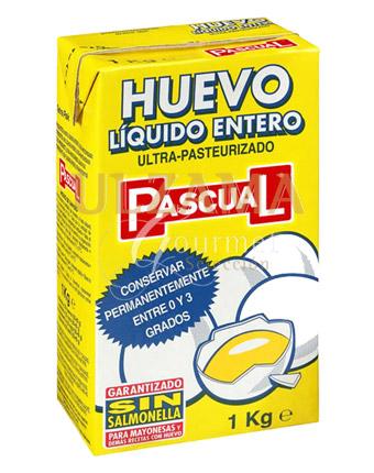 Huevo liquido pasteurizado donde comprar